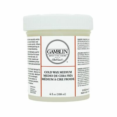 Gamblin Cold Wax 119 ml (4 oz)