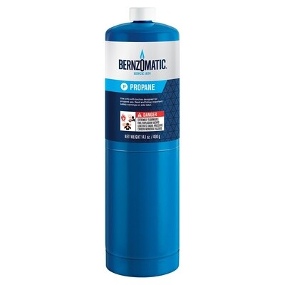 Bernzomatic Gas Refill Bottle