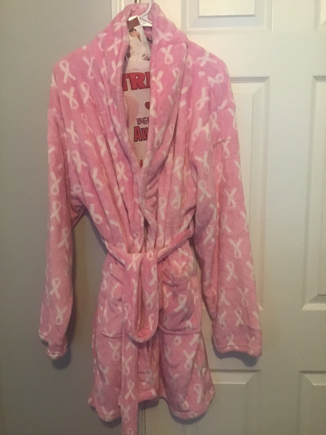 BREAST CANCER SUPPORT HOUSE COAT