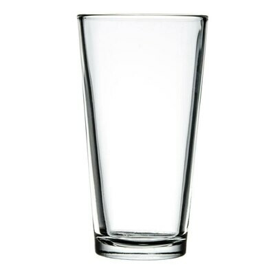 Pint Glass 16 Oz. - ​Rack of 25 Glasses