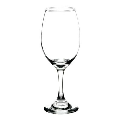 White Wine Glass 8 Oz. - Rack of 25 Glasses