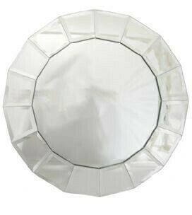 Beveled Mirror Charger