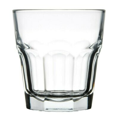 Rocks Glass 9 Oz. - Rack of 25 Glasses