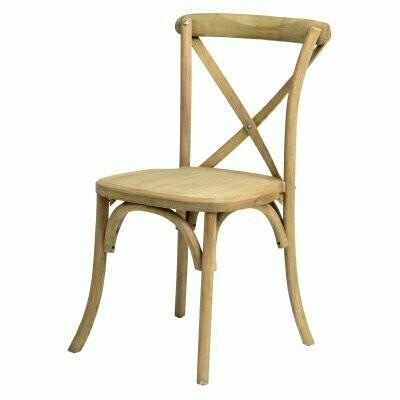Children's Tinted Raw Sonoma Chair