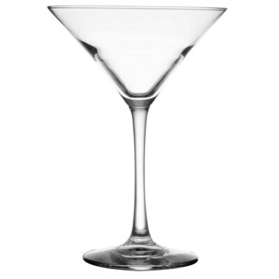 Martini Stem 8 Oz. - Rack of 12 Glasses