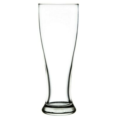Pilsner Glass 16 Oz. - Rack of ​25 Glasses