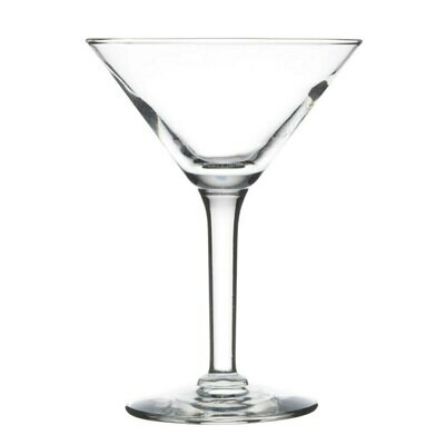 Martini Stem 6 Oz. - Rack of 16 Glasses