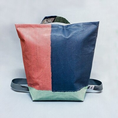 Hybrid – Backpack & Shopping Bag 29 - Special art Edition
