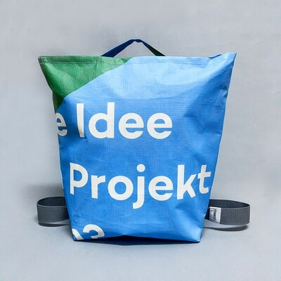 Hybrid – Backpack & Shopping Bag 31