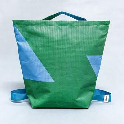 Hybrid – Backpack & Shopping Bag 33