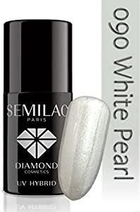 090 SEMIPERMANENTE WHITE PEARL 7 ML