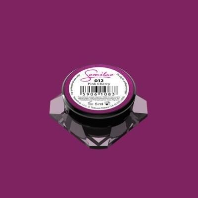 012 UV GEL COLOR SEMILAC PINK CHERRY 5ML