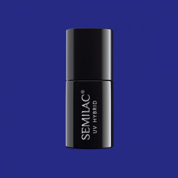 617 Semilac Sharm Effect Navy Blue