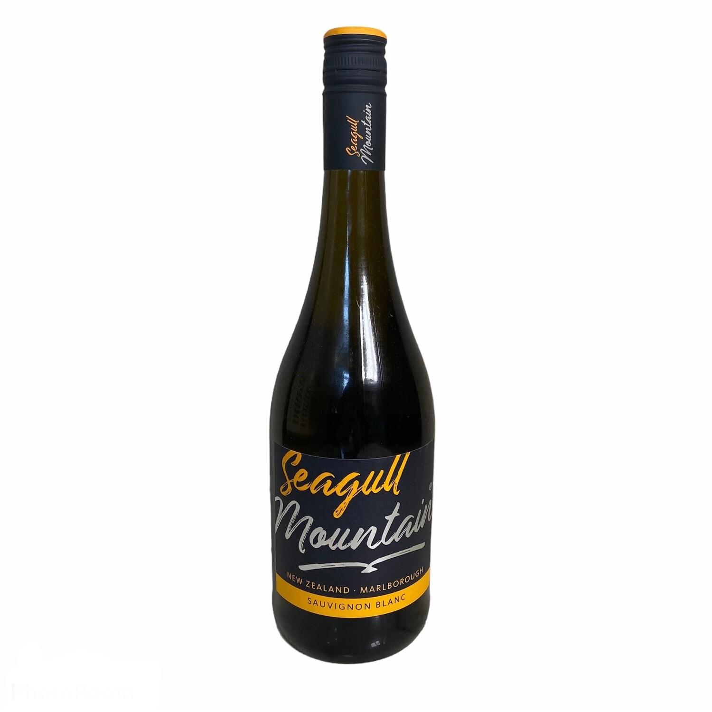 SEAGULL MOUNTAIN NEW ZEALAND SAUVIGNON BLANC 13% 0.75l