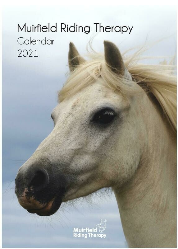 Muirfield Riding Therapy Calendar 2021
