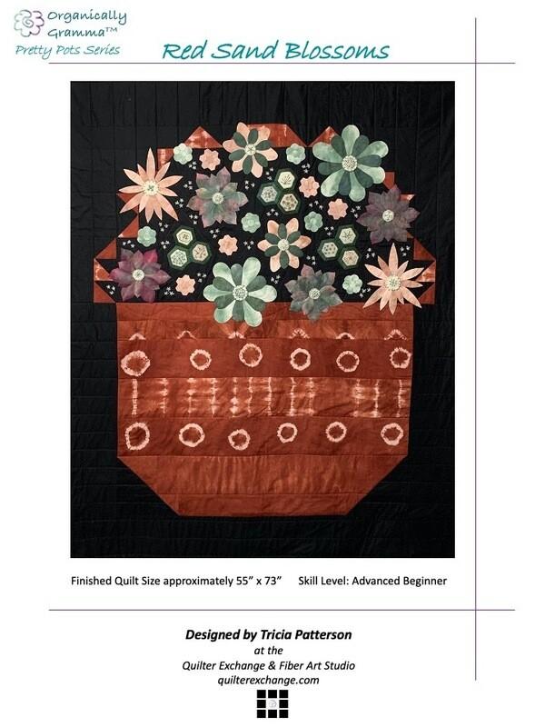 Red Sand Blossoms (Digital Version)