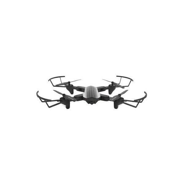Drone Shark com Controle e Câmera HD FPV com Alcance de 80 Metros Multilaser ED177