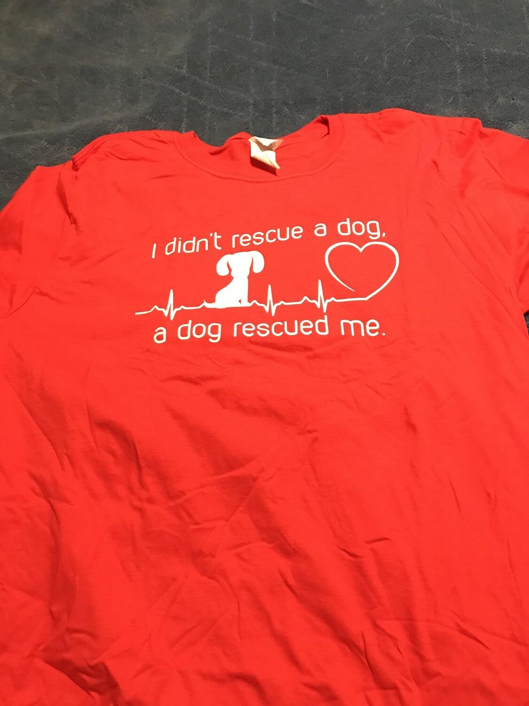 Heartbeat Line T-shirt, multiple colors