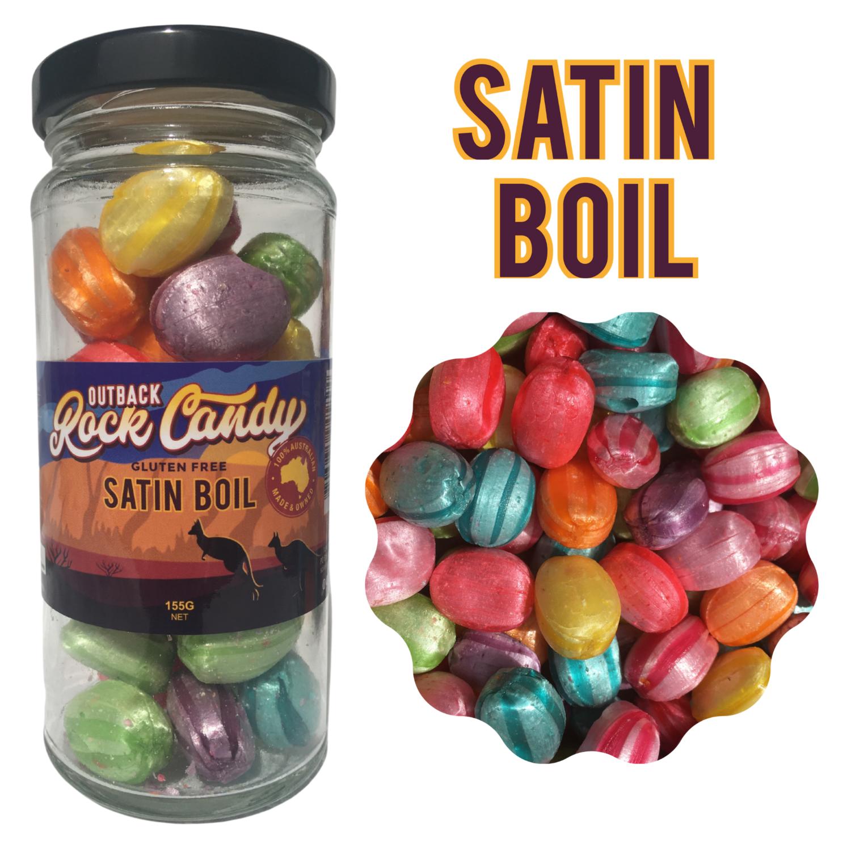 Satin Boil, 155 g