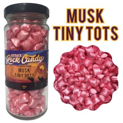 Musk Tiny Tots, 160 g
