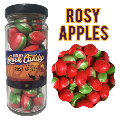 Rosy Apples, 155 g