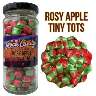 Rosy Apple Tiny Tots, 160g
