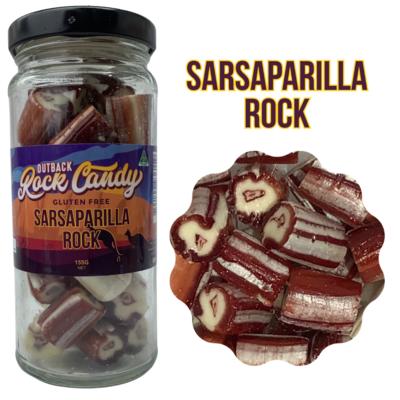 Sarsaparilla Rock, 155g