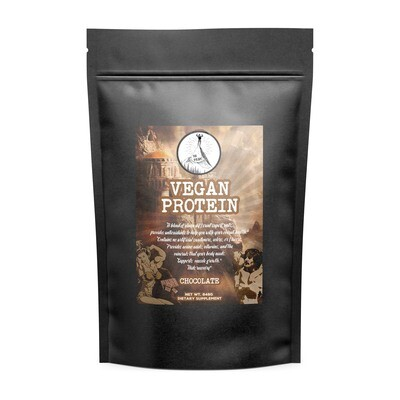 Chocolate Vegan Protein