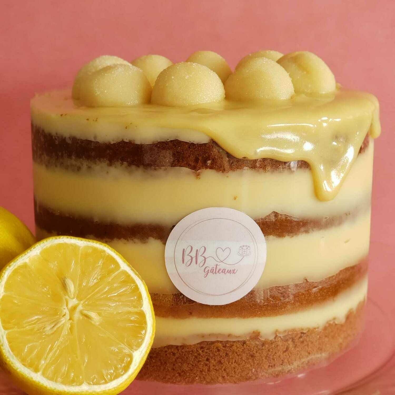 Citron Mousse / Lemon Mousse