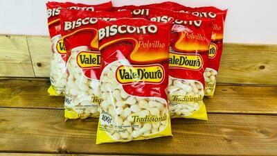 Biscuit Manioc / Yuca Baked Snack (Biscoito de Polvilho)