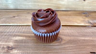 Cupcake au Chocolat / Chocolate Cupcake