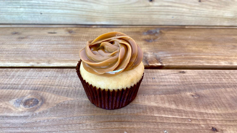 Cupcake au Dulce de Leche / Dulce de Leche Cupcake