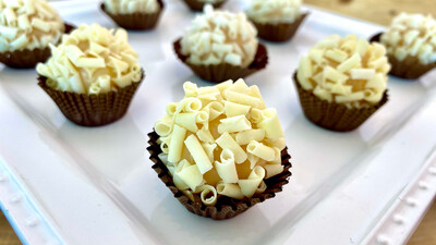 Chocolat Blanc / White Chocolate