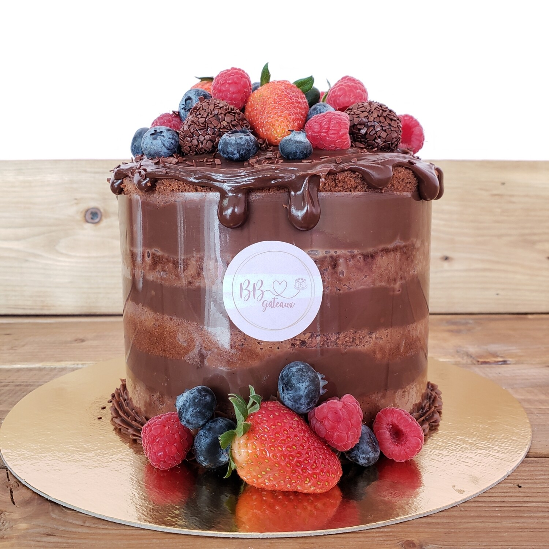 Chocolatudo & Tites Fruits / Chocolatudo Berries