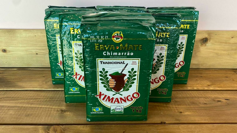 Mate Thé / Mate Tea (Ximango)