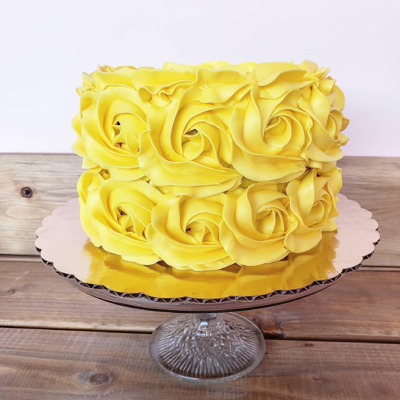 Gâteau Personnalisé (sans Topper) / Customized Cake (No Topper)