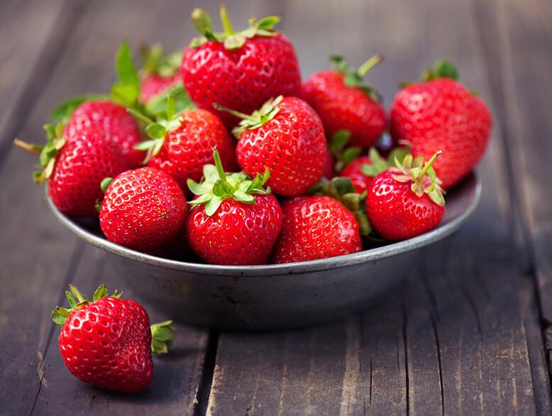 Extra Fraises (Décor) / Extra Strawberry (Decor)