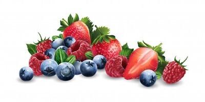Extra Petits Fruits (Décor) / Extra Berries (Decor)