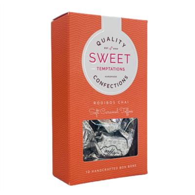 Rooibos Chai Soft Toffees Mini Bonbon box
