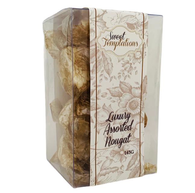 Assorted Nougat Gift Box