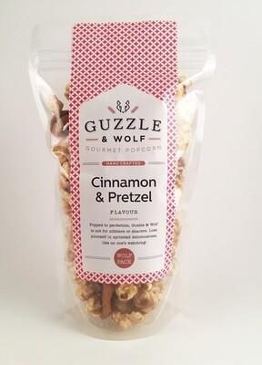 Cinnamon & Pretzel Popcorn