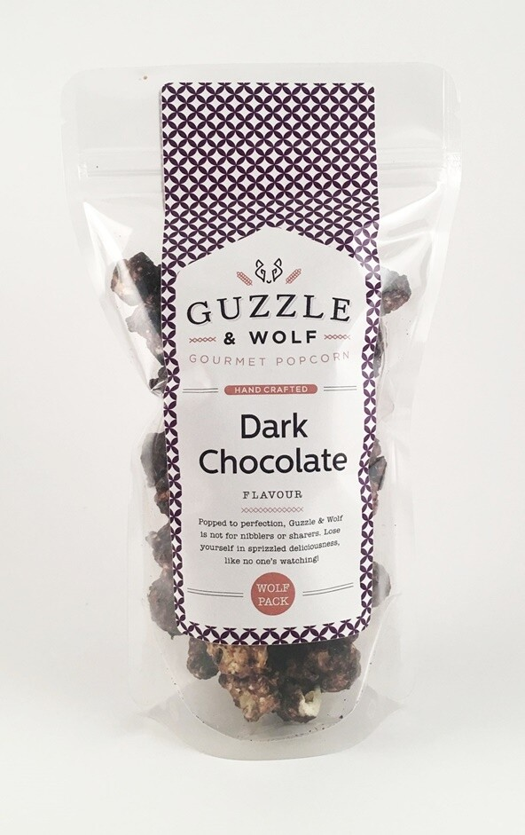 Dark Chocolate Popcorn
