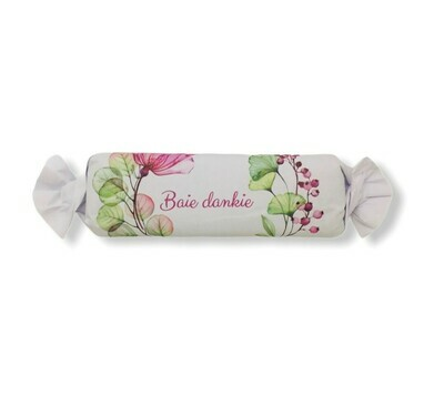 Assorted Flavour Caramel Toffee with a beautiful floral themed