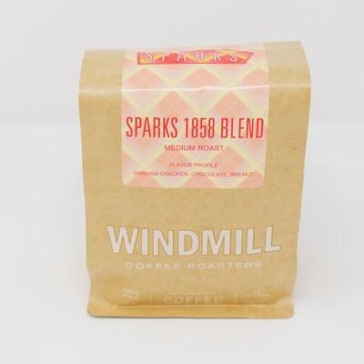 Sparks Coffee, 1858 Blend