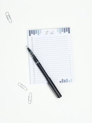 Linda Tong To-Do Notepad