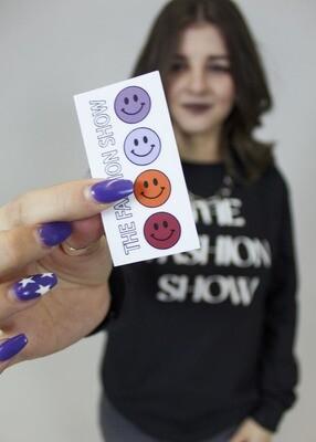 TFS Smile Sticker