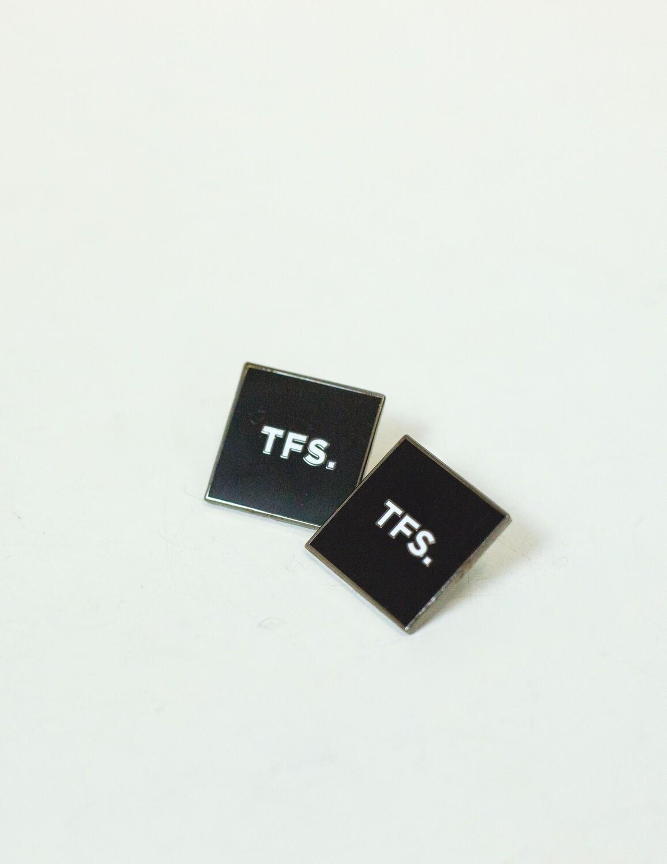TFS Hard Enamel Pin