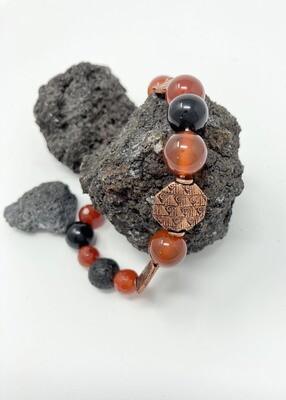 Bracelet, Custom Crystal
