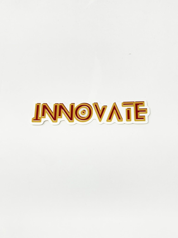 Innovate Sticker