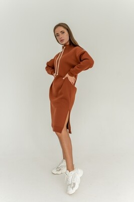 Платье Hoodie